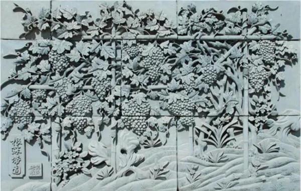西安仿古砖雕