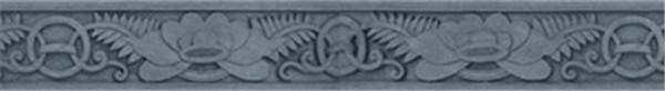 西安砖雕线条边框设计