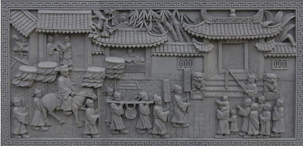 西安雕砖厂家