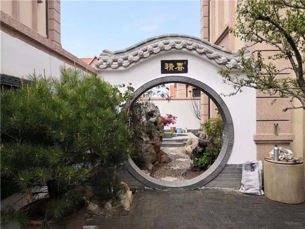 陕西景观墙