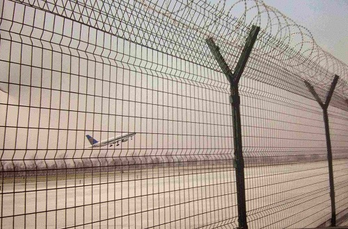 常见机场护栏网的一些介绍