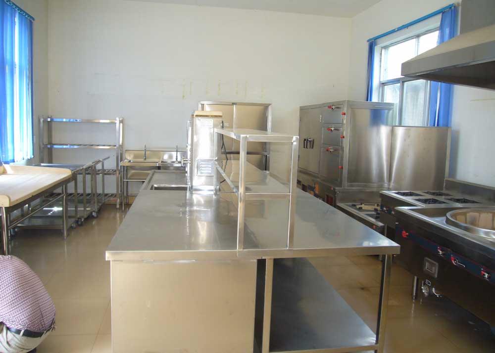 晋阳小学厨房设备工程案例
