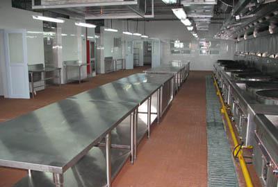 四川厨房设备工程