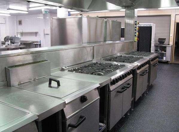 四川不鏽鋼商用廚房設備