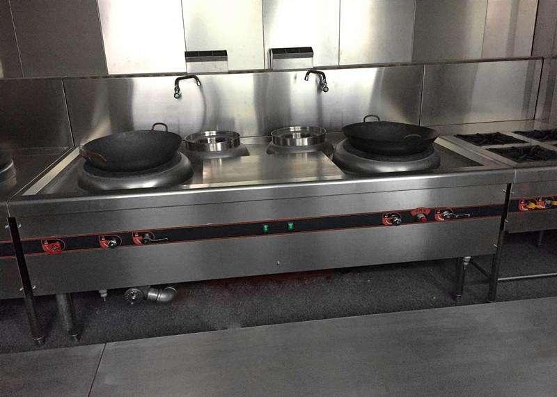 四川不锈钢商用食堂设备