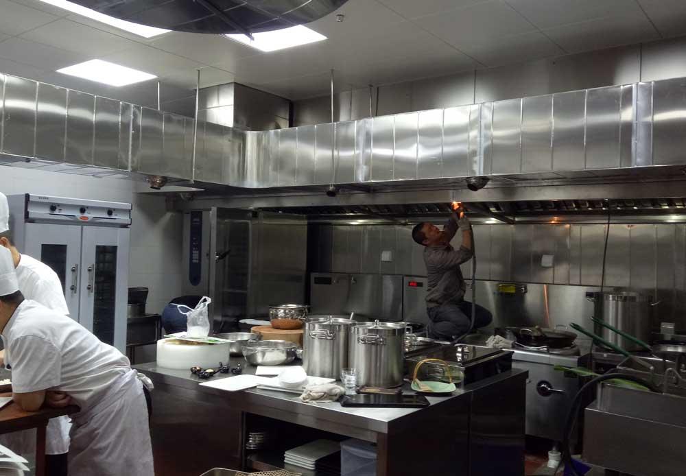 四川不銹鋼商用食堂設備合作客戶