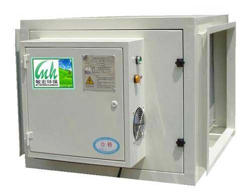 优德w88官网电脑板排烟设备-油烟净化器