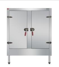 四川双门电蒸柜蒸煮设备