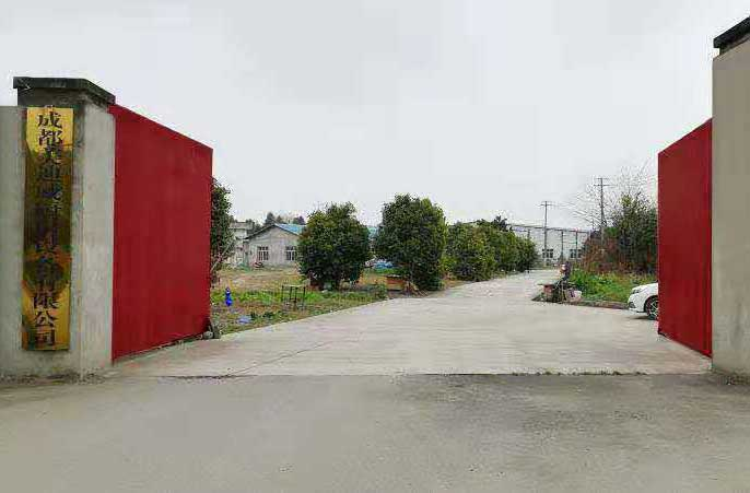 美迪威厨房设备生产基地