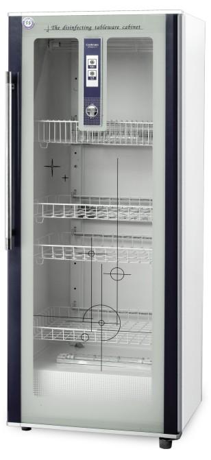 單門低溫消毒櫃