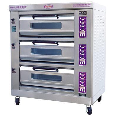 三層電(氣)烤箱