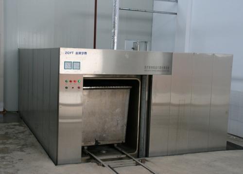 四川蒸煮設備的保养方法