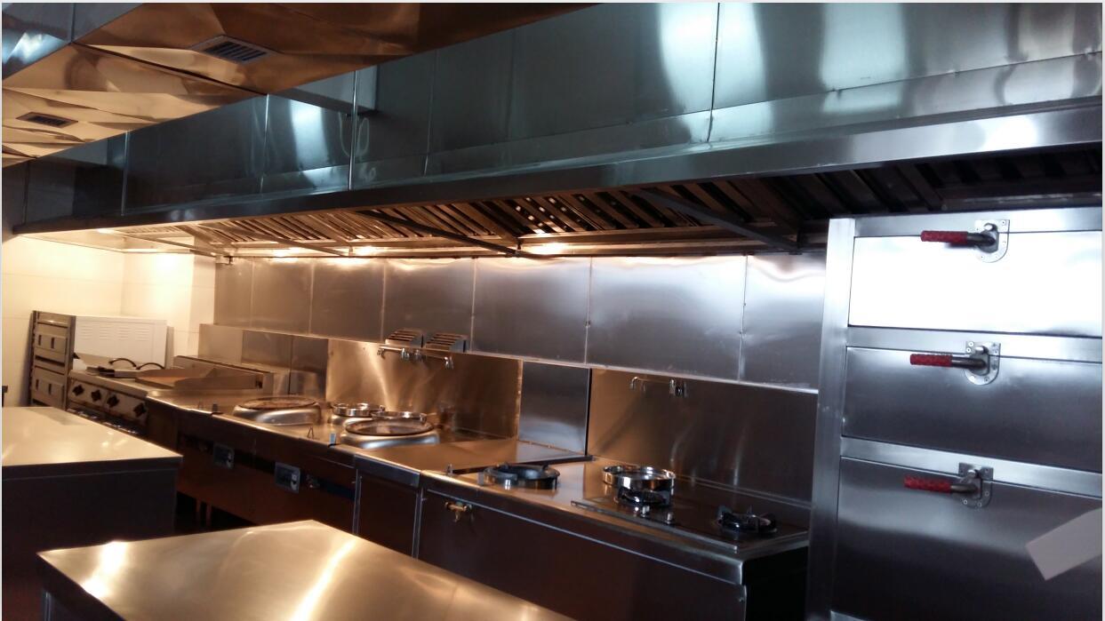 四川大学锦江学院厨房设备工程案例