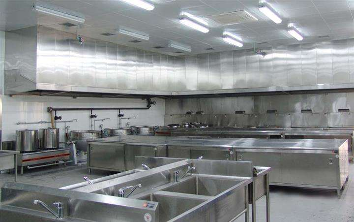 四川不锈钢商用厨房设备