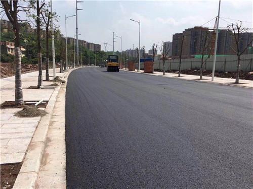 简阳市政道路施工