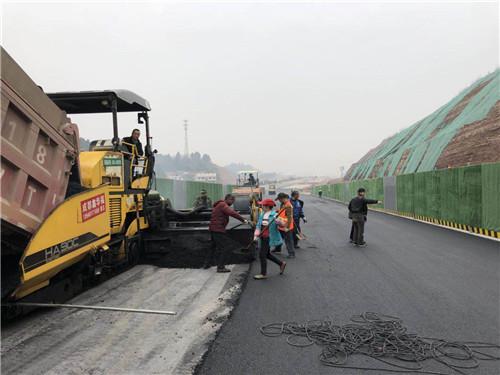 简阳沥青道路施工公司