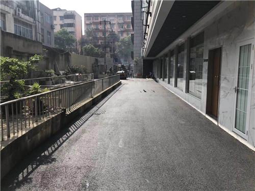 四川沥青路面施工公司