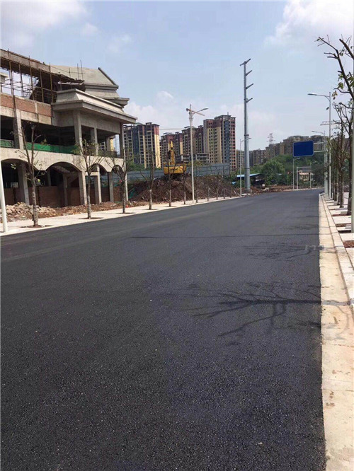 成都市政道路施工