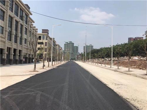 四川沥青道路施工
