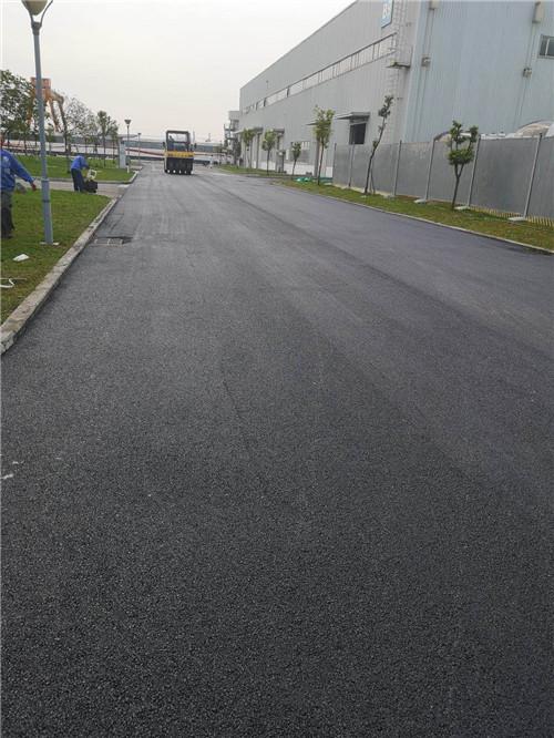 简阳市沥青道路施工方案