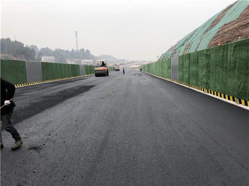 简阳市沥青道路施工