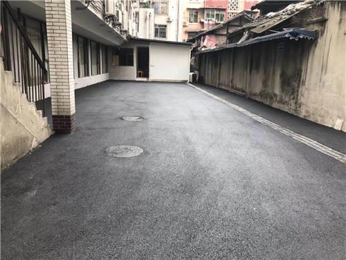 成都市沥青路面施工