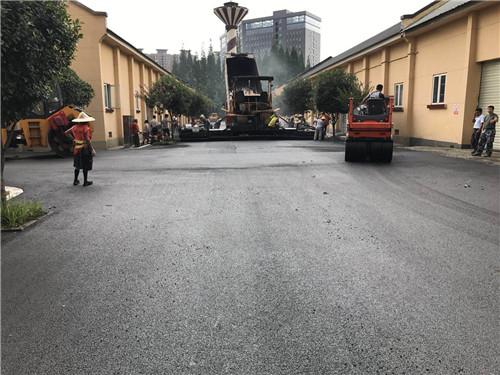 简阳沥青路面工程公司