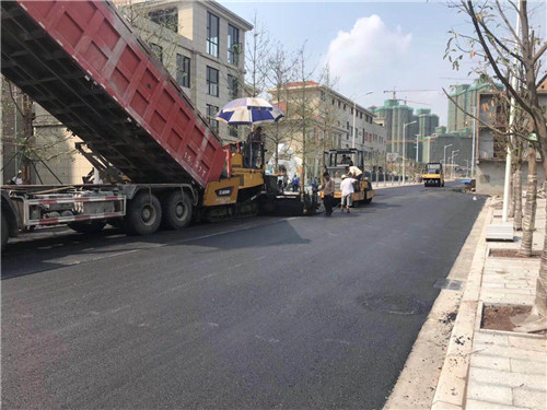 成都沥青路面施工