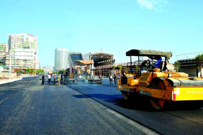 四川沥青路面工程