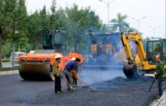 成都沥青路面施工的技术要点!