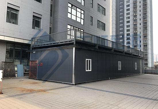 陕西环保厅定制集装箱
