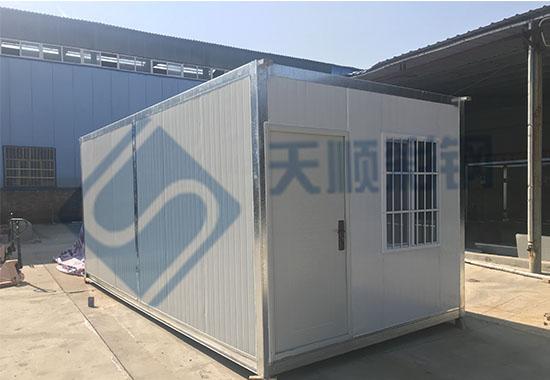 西安标准集装箱尺寸