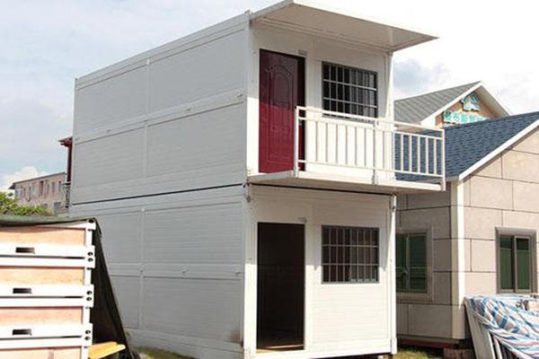 西安集装箱安装厂家浅析集装箱建筑材料及其它的房屋寿命小知识
