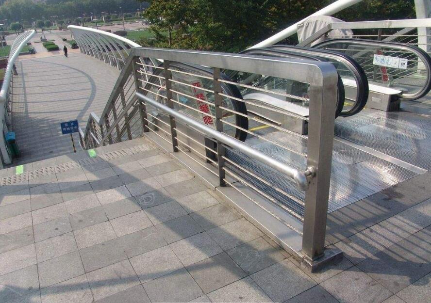 西安不锈钢护栏