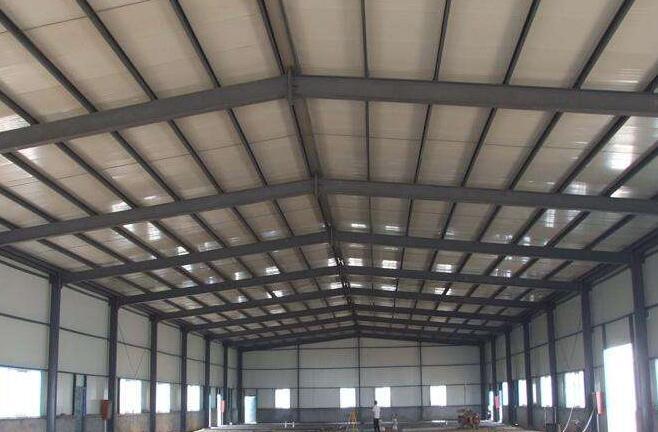 西安龙潮建筑生产厂房