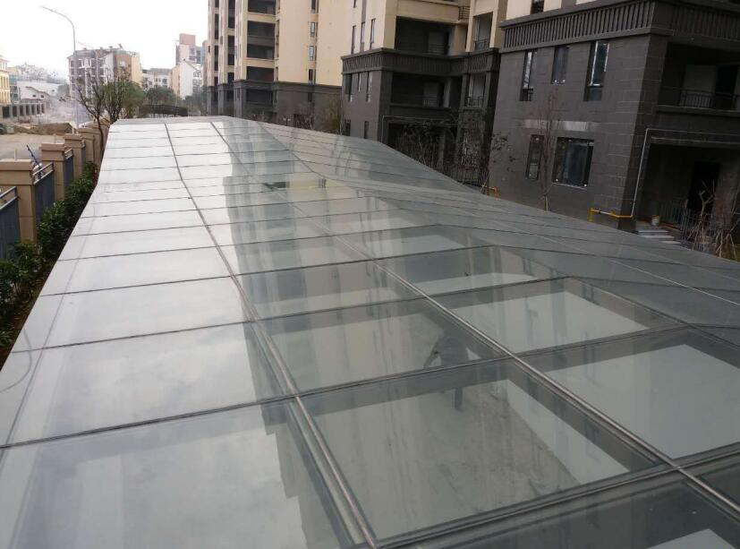 西安玻璃雨棚厂家