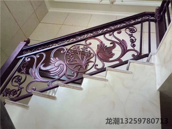 铝艺楼梯造型
