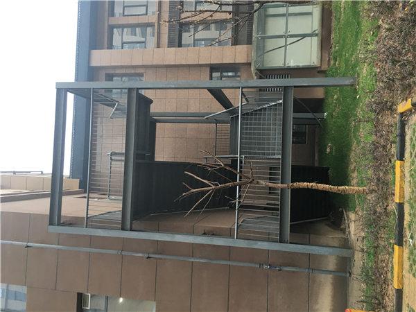 西安钢构楼梯