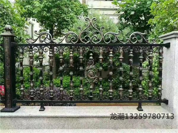西安铝艺围栏