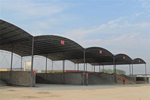 西安钢构廊架