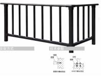 锌钢护栏002