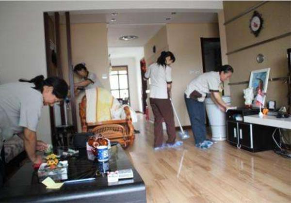 南充蓝天家庭保洁服务 家庭保洁怎么做