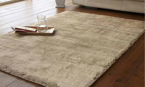 客厅茶几下的地毯清洁实用技巧,简单易学!