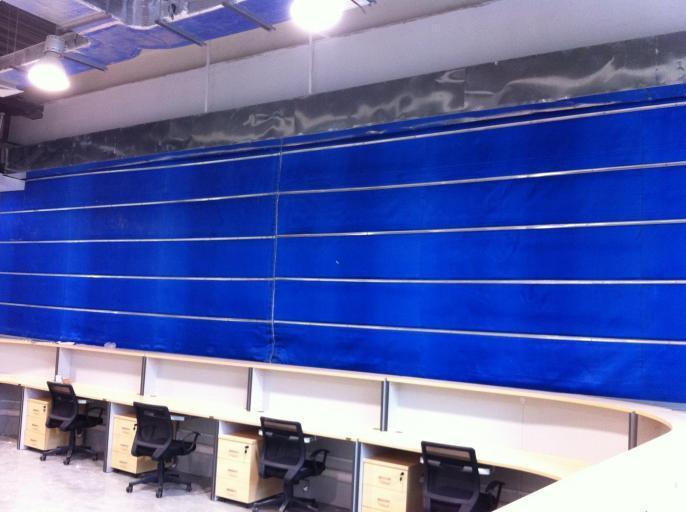 防火卷帘门系统组成及系统完成的主要功能
