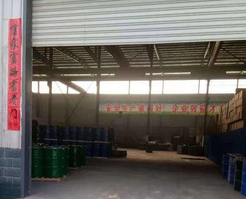 河南钙铝合金厂区