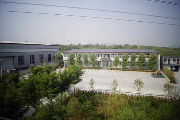 河南金属钙粒厂区
