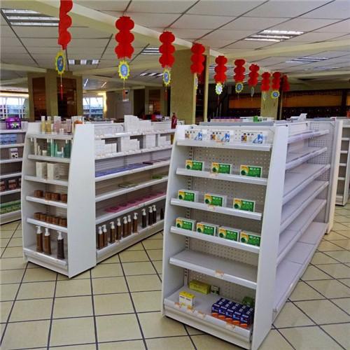 河南药店货架