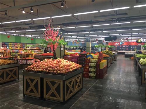 河南不锈钢蔬果货架