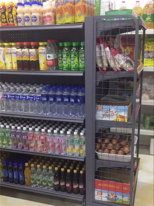 河南超市货架厂家