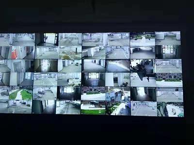 四川监控系统客户见证